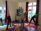 """Atelier yoga """"L'instant du papillon"""""""
