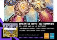 Salon international Broderies Coiffes Dentelles à Chasseneuil-du-Poitou