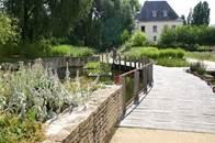 Le site de Pasteur et le Jardin des Sens