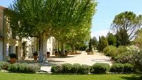 Domaine de la Fontaine - vue extérieure