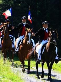 Guides à Cheval de Luchon