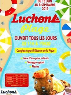 Luchon Plage
