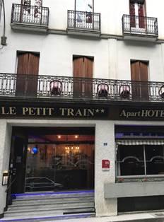 Apart Hotel Le Petit Train