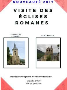Visites des Églises Romanes