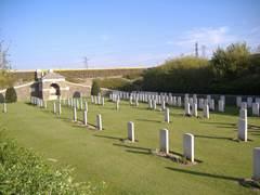British military cemeteries