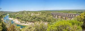 Vacances d'automne au Pont du Gard