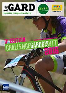Challenge Gardois de VTT