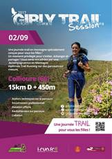 Trail Girly session - Animations Collioure