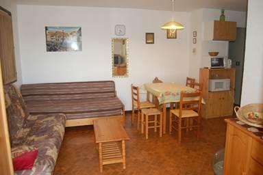 Appartement / 4 personnes / MAISONS DES SABLES