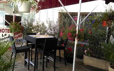 Restaurant Le Saint Gillois