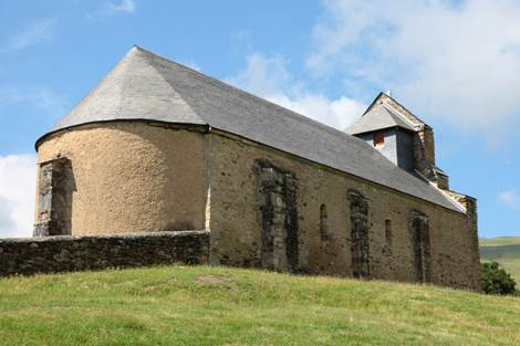 Eglise de la Moraine Extérieur