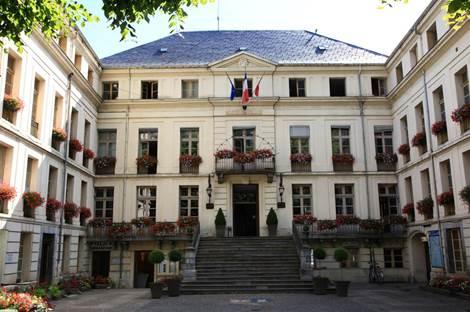 Mairie de Luchon