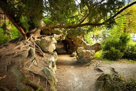 Grotte Parc du Casino