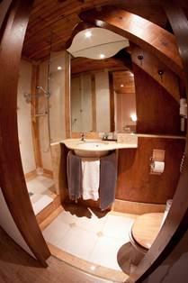 Le Sapin Fleuri salle de bain