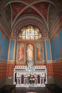 Eglise de Luchon Intérieur