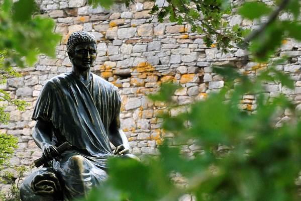 Camp de César - Le Romain