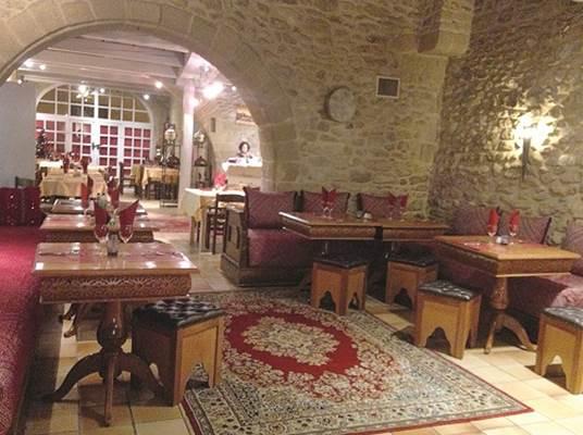 Restaurant Le Bab Mansour