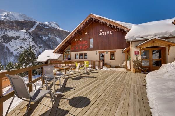 Hotel Chalets de la Meije