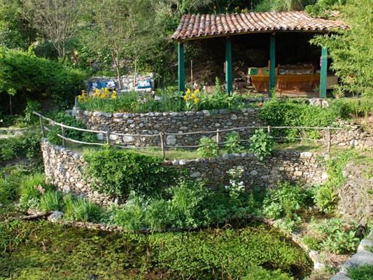 Le Jardin de Sambucs
