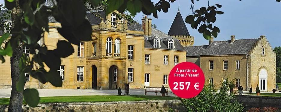 Weekend romantique au domaine Château du Faucon
