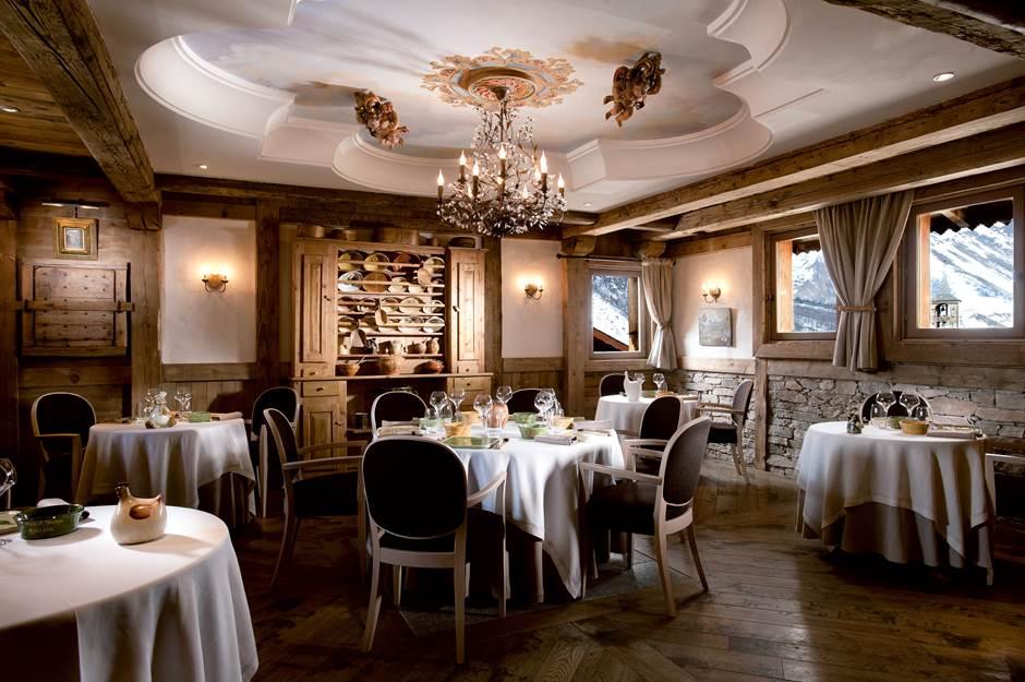 La Bouitte - restaurant