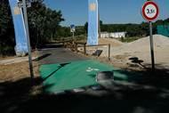 Voie verte du Martinet à Beaucaire