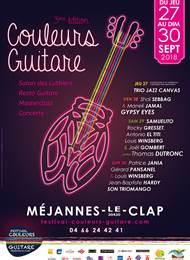 Festival Couleurs Guitare 2018