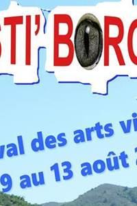 Festi'Borgne, arts vivants - St André de Valborgne
