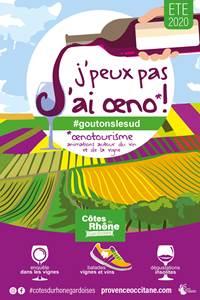 Balade vigne et vins à St Julien de Peyrolas et au Domaine Le Chapelier