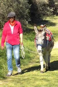 Au pas de l'âne