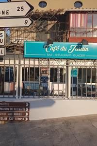 Café restaurant du Jardin