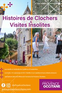 Histoire de Clochers à Tavel