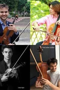 Concert Quatuor Rimbeau - Violons, violoncelle et alto