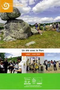 Un été avec le Parc ! Journée thématique Land Art