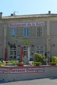 "Restaurant ""L'Ancienne Gare"""