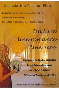 Un livre une romance une expo