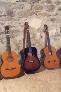 Récital de guitare classique - Corconac