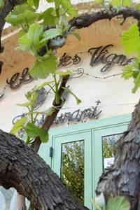 Restaurant Le Clos des Vignes