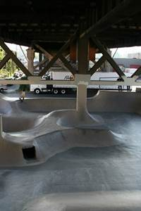 Ceven'jam BMX park indoor