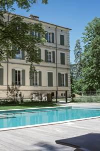 Hôtel-Restaurant Château de Montcaud