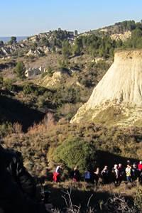 Balade insolite à la découverte des fosses de Fournès