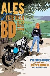 2nd Fête de la BD - 2018