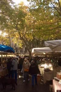 Visite guidée Rendez-vous Uzès - De foires en marchés