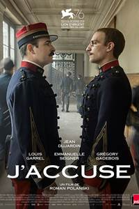 """Cinéma """"J'accuse"""" - ANNULE"""