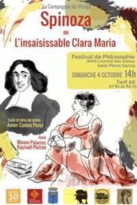 Théâtre : Spinoza ou l'insaisissable Clara Maria