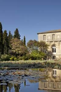 A la découverte des jardins de l'Abbaye Saint-André
