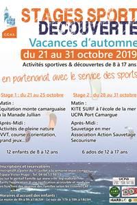 Stages Sport et Découverte