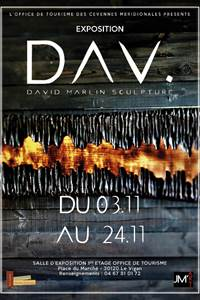 DAV. David Marlin Sculpture