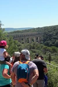 Balade insolite – A la découverte du Pont du Gard