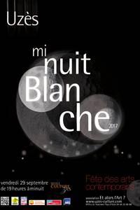 minuit blanche - uzès